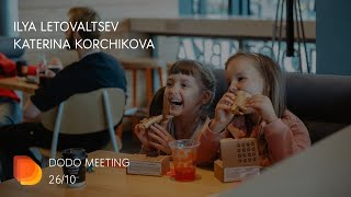 Dodo-meeting, 26.10