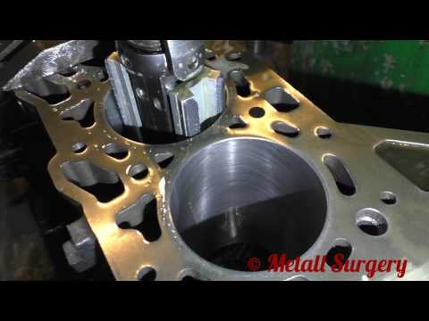 Фото к видео: Peogeot-Citroen-Ford - 2.2 TDCI-HDi (2014 г.в.) хонингование и крацевание после перегильзовки