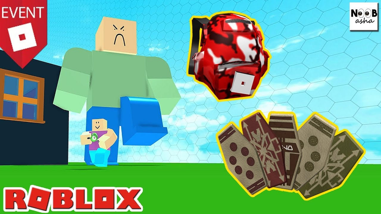 EVENT] How to get the Battle Backpack| Roblox: Battle Arena Event .
