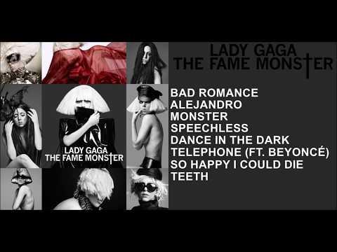 The Fame Monster Full Album