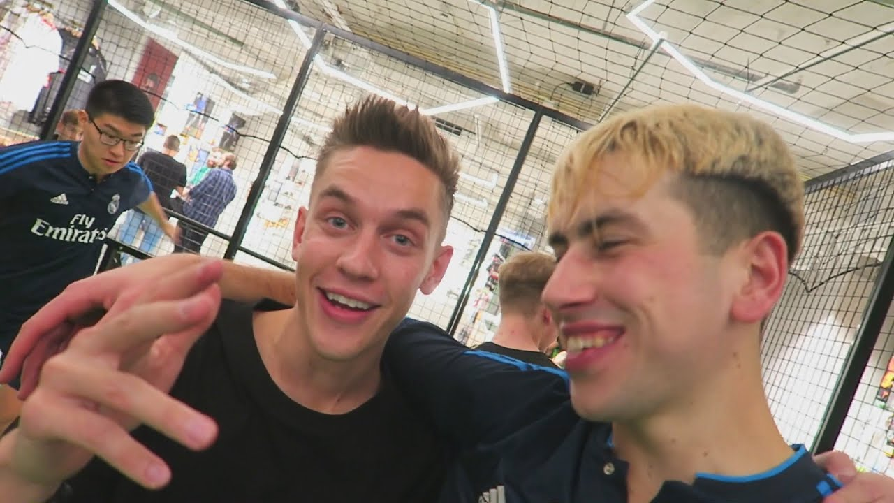 Chilling with Football Youtubers in Denmark!! (UNISPORT Event) - THANKS SO MUCH TO UNISPORT FOR THIS AWESOME EXPERIENCE!!!