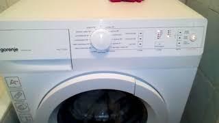 видео Ремонт стиральных машин Gorenje WA-101/121/132/162/162P
