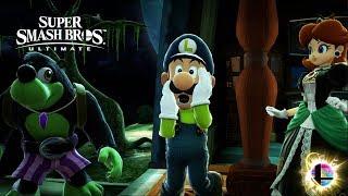 Super Smash Bros Ultimate - LET ME FIGHT TOO ;) [LIVE STREAM]