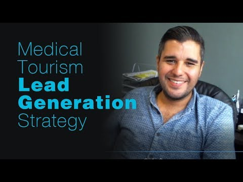 Lead Generation Strategy For Your Medical Tourism Business | Chat Metrics | Live Chat