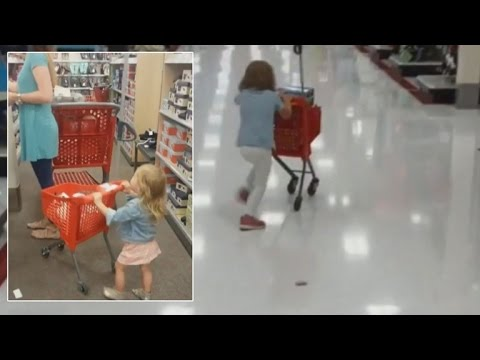 Mom Blogger Who Sparked Firestorm On Kiddie Target Carts Speaks Out