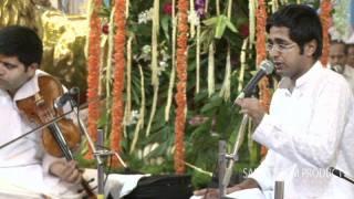 Carnatic Concert by Sri Abhishek Raghuram