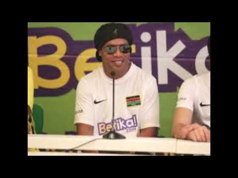 Ronaldinho gauchoin kenya