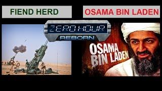 Generals: Zero Hour Reborn - China Artillery General VS Osama Bin Laden