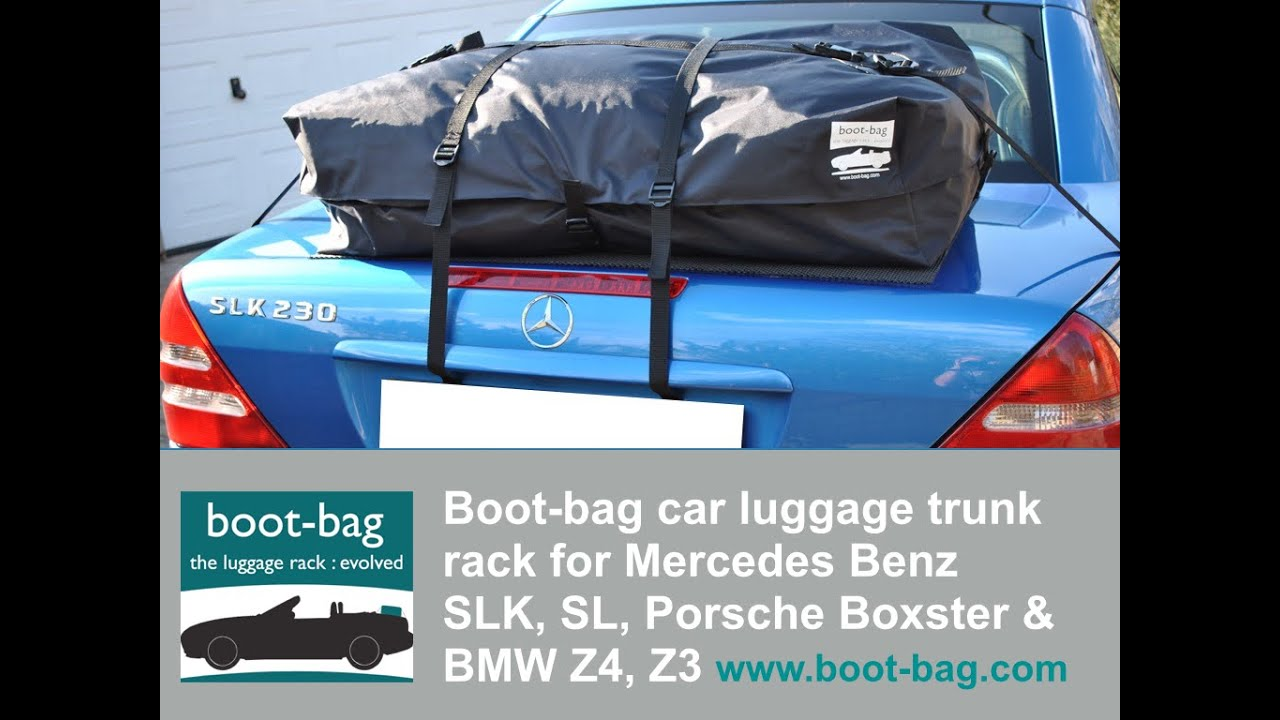 Bmw Z3 Luggage Boot Bag Car Luggage Trunk Rack For