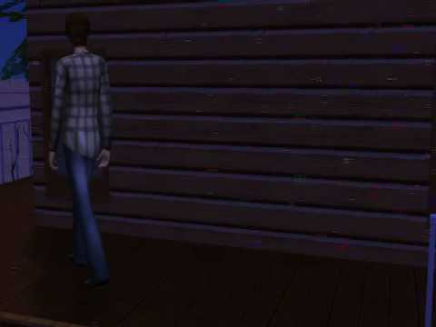 HSM 3 - Right Here, Right Now(sims 2)