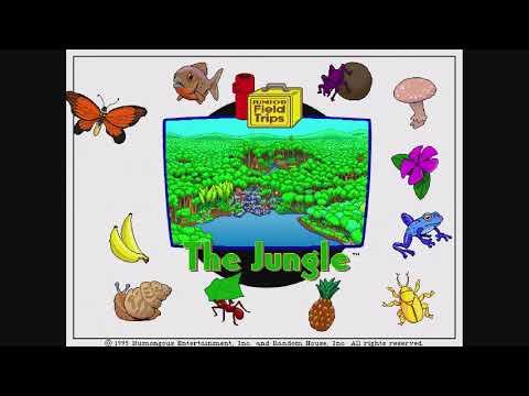 Let's Explore the Jungle (Junior Field Trips) - Part 1 (Gameplay/Walkthrough) |