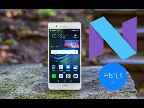Huawei P9 Lite - Official Update To Android 7.0 Nougat