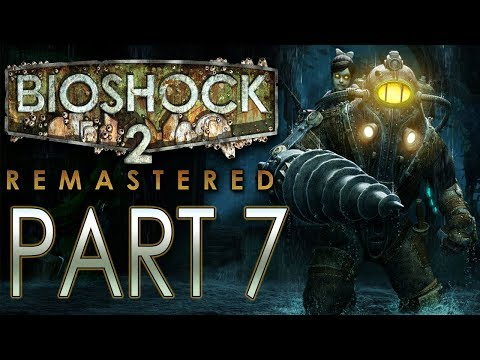 "BioShock 2 (Remastered) - Let's Play - Part 7 - ""Fontaine Futuristics"" 