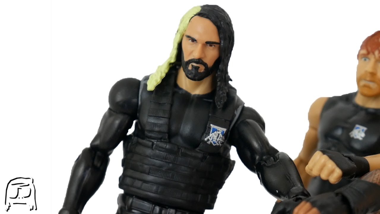 Seth Rollins The Shield Attire