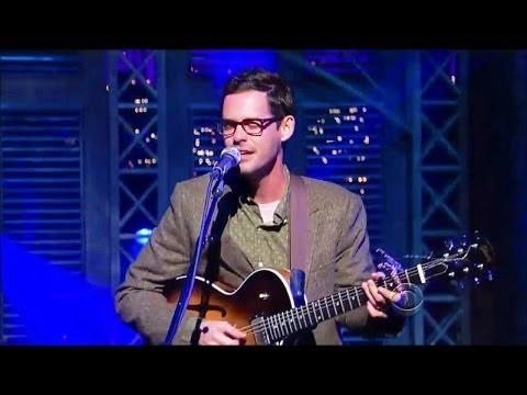 "[HD] White Denim - ""Pretty Green"" 10/18/13 David Letterman"