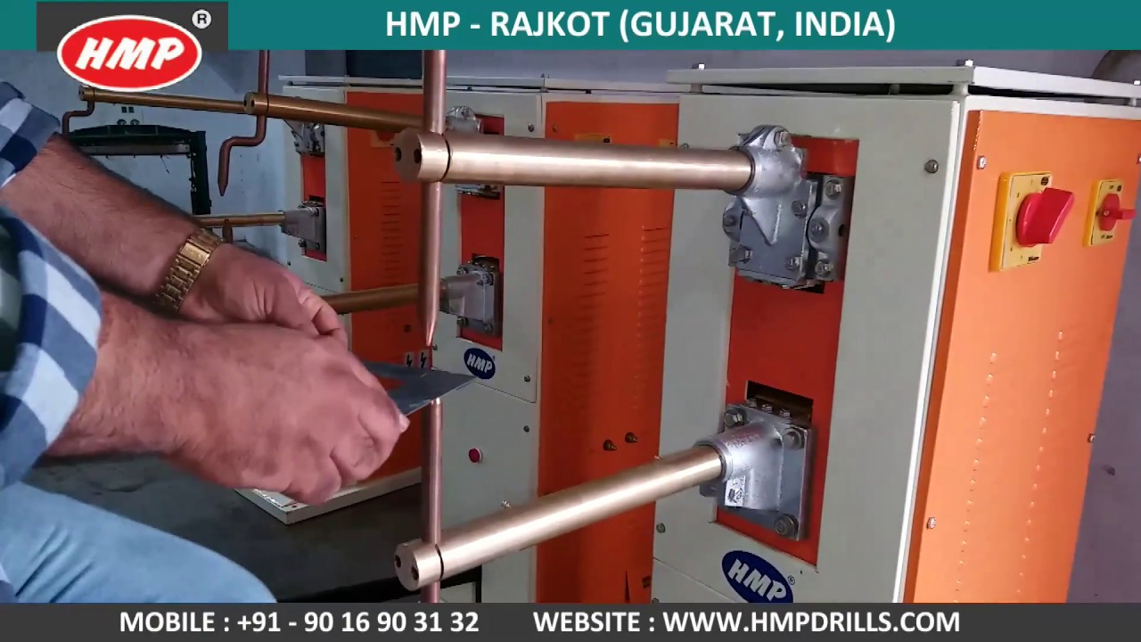 HMP Spot Welding Machine (With Timer) Manufacturer in Rajkot Gujarat INDIA    Rajlaxmi Machine Tools