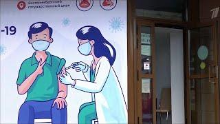 В Екатеринбурге зрители в цирке могут сделать прививку от коронавируса