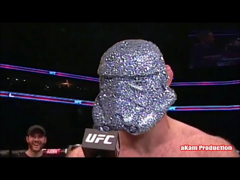 Ben Rothwell Shockmaster Moment Post Fight UFC Fight Night 68