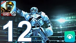 Real Steel World Robot Boxing - Gameplay Walkthrough Part 12 - World Robot Boxing 2 (iOS, Android)