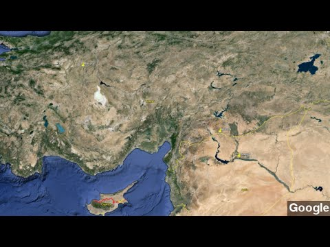 Mapping the latest isis syria turkey conflict youtube gumiabroncs Image collections
