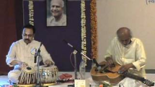 Shri Satish Khanwalkar - Mohan Veena and Partha Sarathi Mukherjee on Tabla