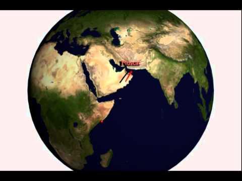 Oman - Somalia