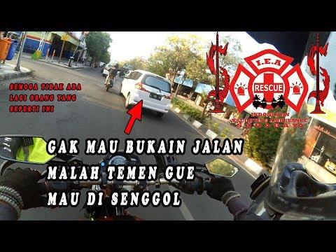 IEA Surabaya Escorting an Ambulance #10    RUJUKAN BAYI KRITIS