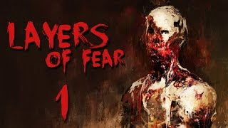 vuclip Layers of Fear [1] - THE MAD PAINTER