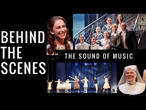 """EXCLUSIVE: BTS of """"The Sound Of Music"""" 2016 Melbourne, Australia"""