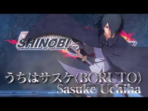 Naruto To Boruto Shinobi Striker  - Uchiha Sasuke (BORUTO)