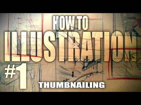 How to Illustration #1 - Thumbnails