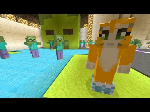 Minecraft Xbox - The Lost Sword - Quiz Of Fate {15}
