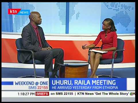 Analysing the Uhuru -Raila meeting