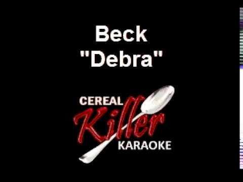 CKK - Beck - Debra (Karaoke)