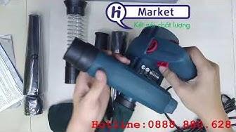 Máy thổi khí bụi Bosch GBL 82 270 vừa có thể thổi và hút bụi, công suất thì mạnh mẽ lên đến 820W