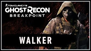 "Ghost Recon Breakpoint | Meet The Ghosts ""COLE D. WALKER"""