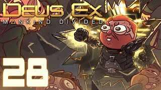 Jensen tracks down Vincent Black but things become interesting when crime lords and women are involved Deus Ex Mankind Divided is the action stealth