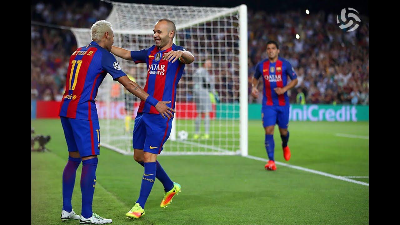 FC Barcelona 7-0 Celti...