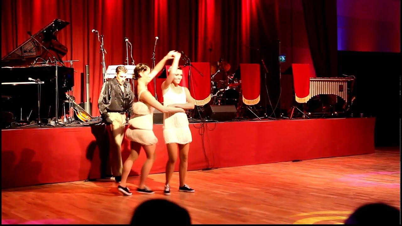 Snowball 2010 - Teacher Demo - Double Bug, Henric, Joanna and