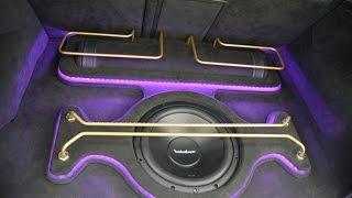 CAR AUDIO CONTEST UK 2015 ROUND ONE EMMA