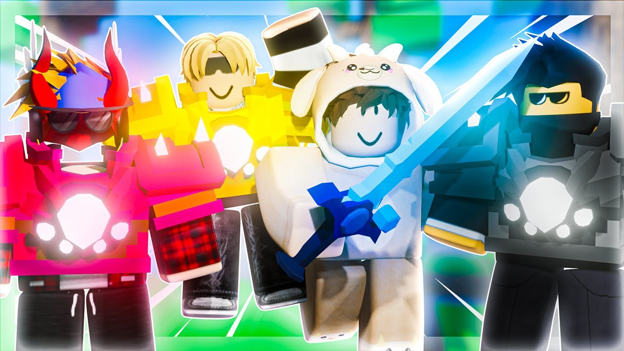 Download We Tried SURVIVING ZOMBIES in Roblox Bedwars... #2