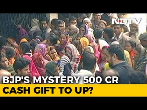 Amid Cash Crunch, A Mysterious '5,000 Crore'-Influx In ...