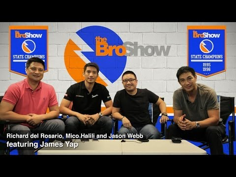 The Bro Show S01E08 - Revelations with James Yap!