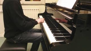Puccini - Nessun Dorma   (piano cover)