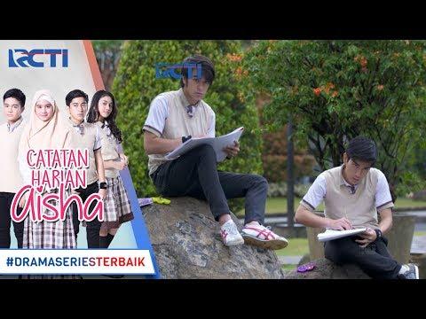 CATATAN HARIAN AISHA - Rafa Keliatannya Cemburu Banget Ngeliat Ridho & Aisha [26 Januari 2018]