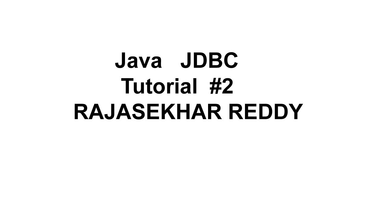 JAVA: How to make connection between JDBC and Oracle