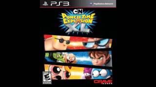 Cartoon Network: Punch Time Explosion XL Music - Chowder Theme…