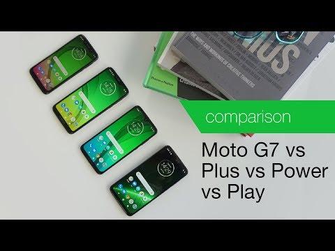 Moto G7 vs