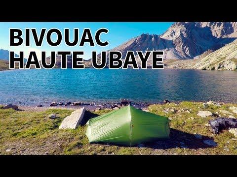 Bivouac photo lacs du Roure - Haute Ubaye - Août 2017