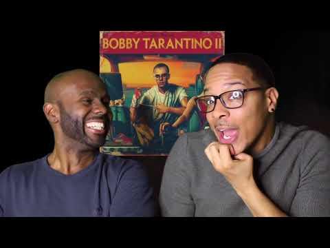 Logic - Bobby Tarantino II MIXTAPE REACTION/REVIEW PT.1!!